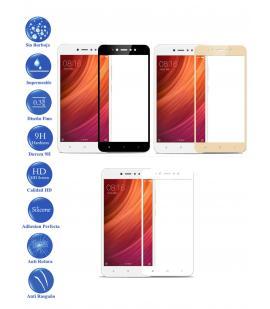 Protector de Cristal Templado Completo 9H para Xiaomi Note 5A Prime Elige Color