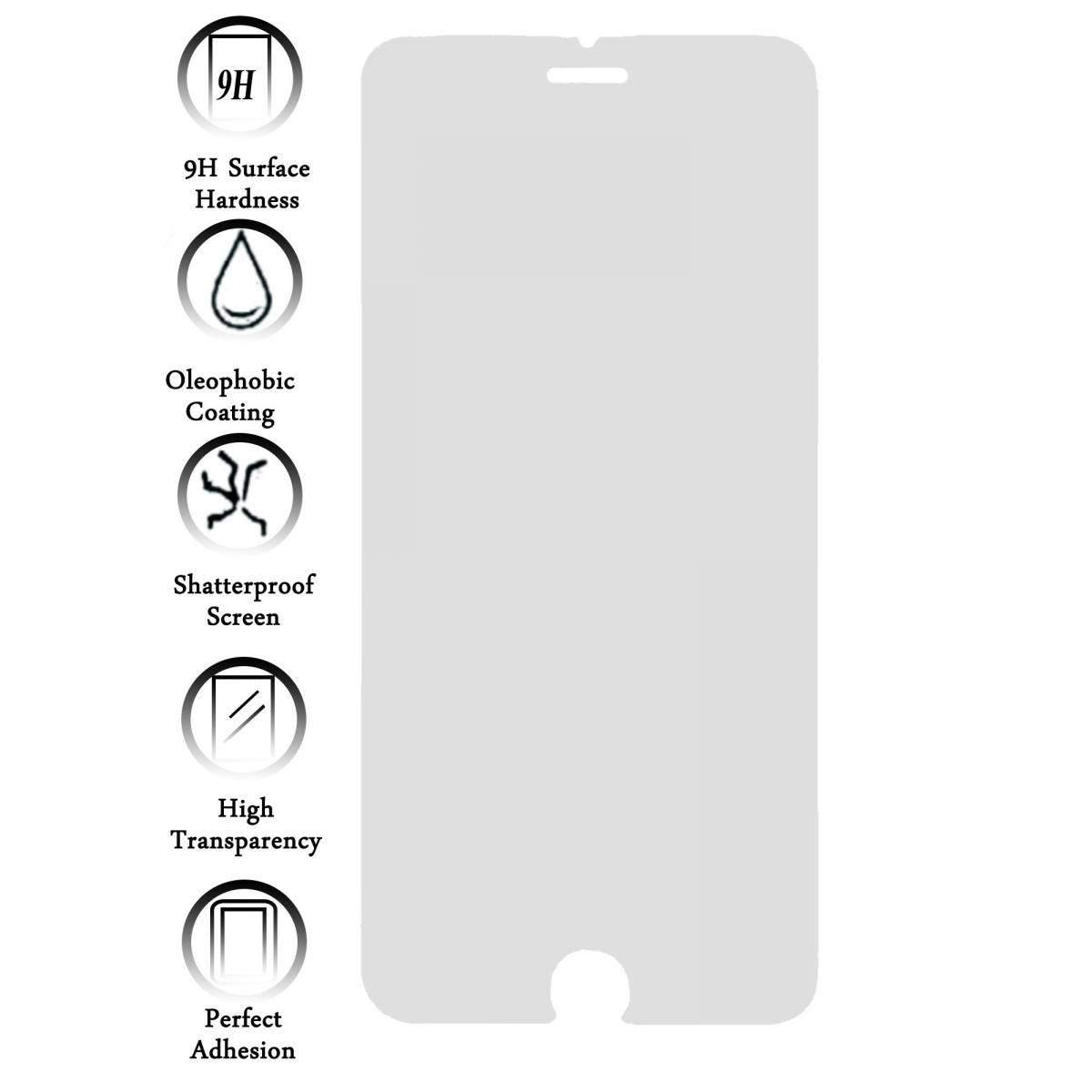 6a7f85ad398 Protector de Pantalla Cristal Templado Premium para Apple Iphone 6, I6 4,7
