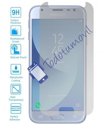 34f57755319 Protector de Pantalla Cristal Templado Vidrio para movil Samsung Elige  Modelo