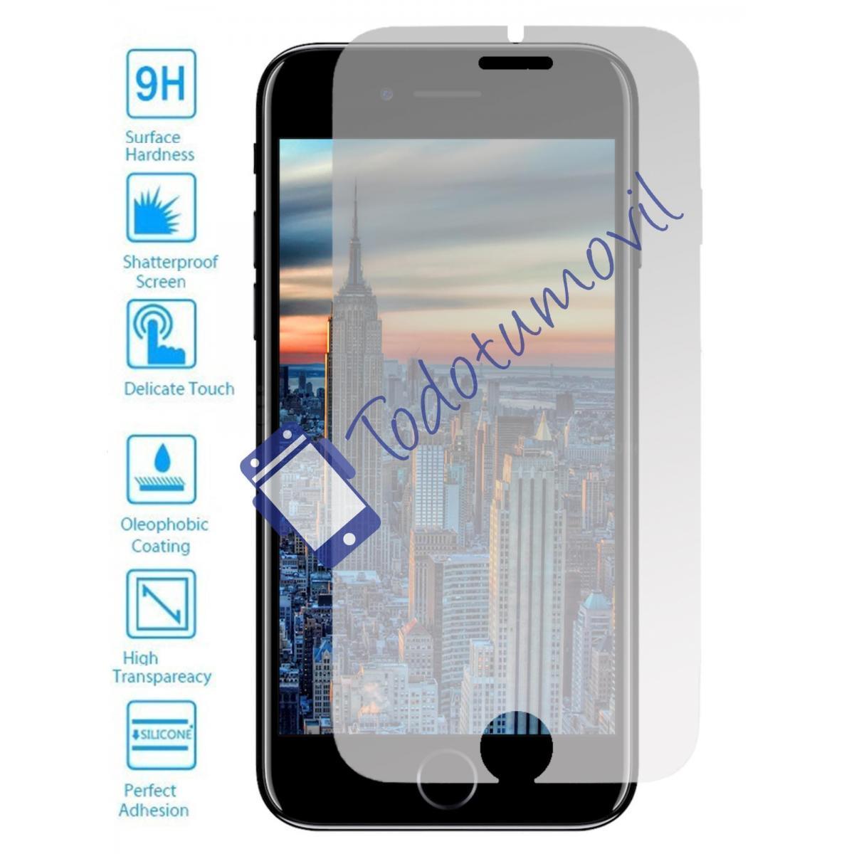 8146d9ad097 Protector de Pantalla Cristal Templado Vidrio 9H para movil Iphone Elige  Modelo