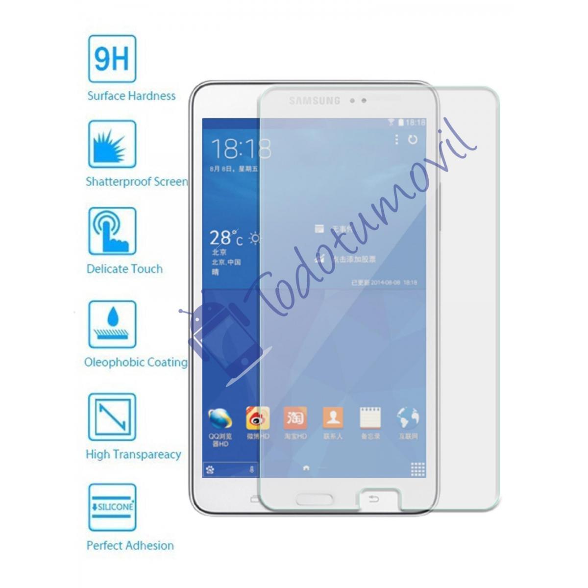 21012e072dd Protector de Pantalla Cristal Templado Vidrio para Tablet Samsung Elige  Modelo