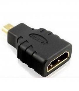 ADAPTADOR DE HDMI HEMBRA TIPO A a MICRO HDMI MACHO TIPO D ENVIO DESDE ESPAÑA