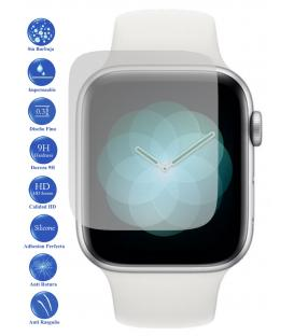 Protector de Pantalla Cristal Templado Vidrio 9H para Apple Iwatch Series 4 44m