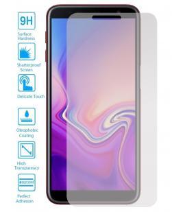 Lote Protector de Pantalla Cristal Templado Vidrio 9H para Galaxy J4 Plus
