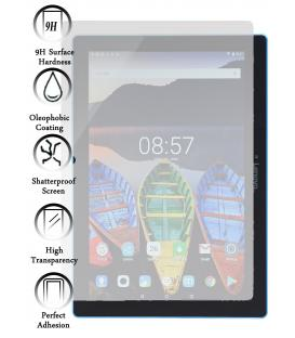 Kit Protector de Pantalla Cristal Templado para Lenovo Tab 3 TB-X103F 10.1