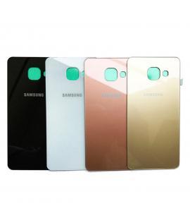 Tapa trasera de bateria cristal trasero para Samsung Galaxy A3 2016 Elige color