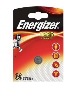 Pilas de boton Energizer bateria original Litio BR1225 3V en blister 5X Unidades