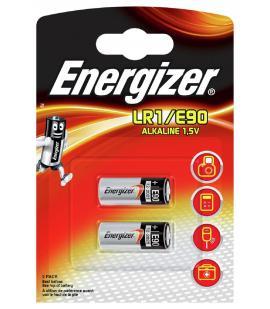 Pilas Energizer bateria original Alcalina Especial LR1 1,5V blister 2X Unidades