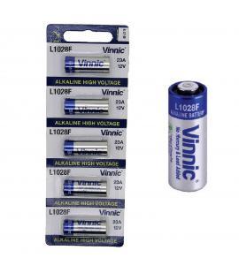 Pilas Vinnic bateria original Alcalina Especial LR23A 12V blister 10X Unidades