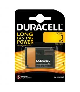 Pilas Duracell bateria original Alcalina Especial LR61 6V blister 10X Unidades