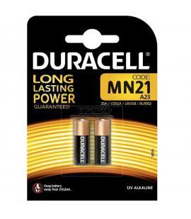 Pilas Duracell bateria original Alcalina Especial MN21 12V blister 2X Unidades