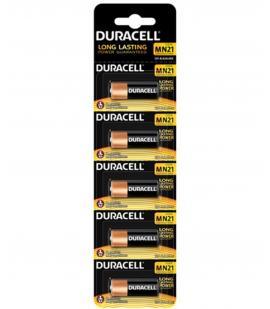 Pilas Duracell bateria original Alcalina Especial MN21 12V blister 5X Unidades