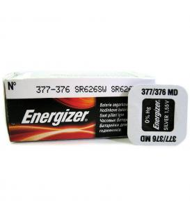 Pila de boton Energizer bateria original Oxido de Plata SR626 blister 1X Unidad