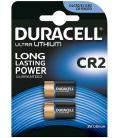 Pilas Duracell bateria original Litio Especial CR2 3V en blister 2X Unidades