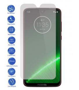 Protector de Pantalla Cristal Templado Vidrio Premium para Motorola Moto G7 Plus
