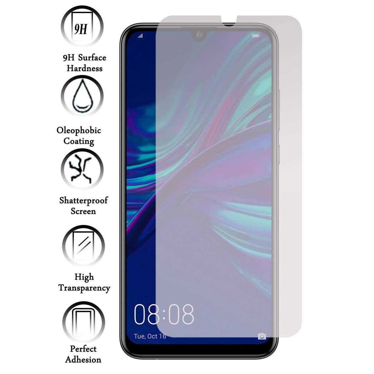 Kit-Protector-de-Pantalla-Cristal-Templado-Vidrio-para-Huawei-P-Smart-2019