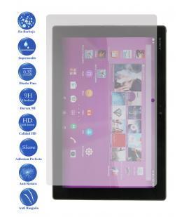 Protector de Pantalla Cristal Templado Vidrio 9H Tablet para Xperia Z4