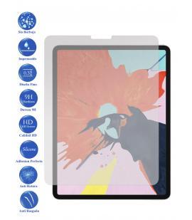 Protector de Pantalla Cristal Templado Vidrio 9H para Apple Ipad Pro 2018 12.9