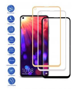 Protector de Cristal Templado Completo 9H para Huawei Honor View 20 Elige Color