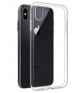 Funda de gel TPU carcasa protectora silicona para movil Iphone XR Transparente