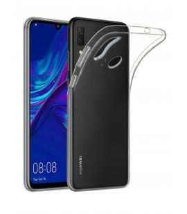 Funda de gel TPU carcasa para movil Huawei P Smart Plus 2019 Transparente
