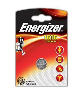 Pila de boton Energizer bateria original Litio CR1616 3V en blister 1X Unidad