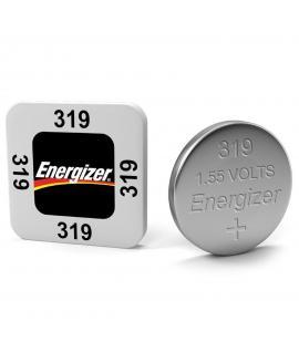 Pila de boton Energizer bateria original Oxido de Plata SR527SW 1.55V blister 1X Unidad