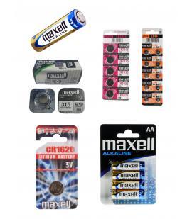 Pila Marca Maxell Pack pilas bateria original en blister Elige Modelo