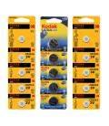Pila Marca Kodak Pack pilas bateria original en blister Elige Modelo