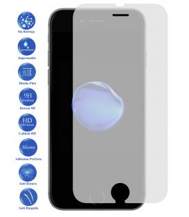 Protector de Pantalla Cristal Templado Vidrio 9H para Apple Iphone 7 Plus de 5.5