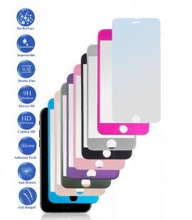 Protector de Cristal Templado Completo 3D 9H para Iphone 6 Plus 5.5 Elije Color