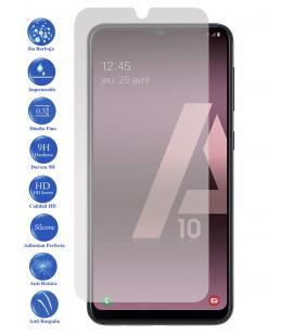 Protector de Pantalla Cristal Templado Vidrio 9H para Samsung Galaxy A10 2019