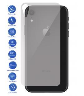 Protector de Pantalla Cristal Templado Vidrio 9H para Apple Iphone XR Trasero