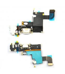 Flex Dock Conector De Carga Power Microfono y Jack Auricular Iphone 6 4.7 Negro