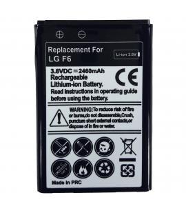 Bateria de recambio neutral para LG Optimus L7 II Modelo d500 Capacidad 2460 mah