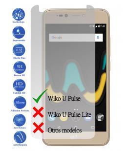 Protector de Pantalla Cristal Templado Vidrio Premium para Wiko U Pulse 4G 5.2