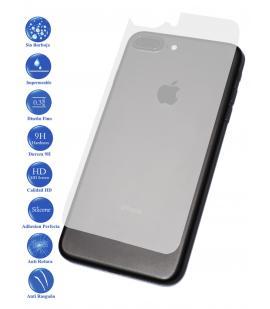 Protector de Pantalla Cristal Templado Vidrio para Apple Iphone 7 Plus Trasero