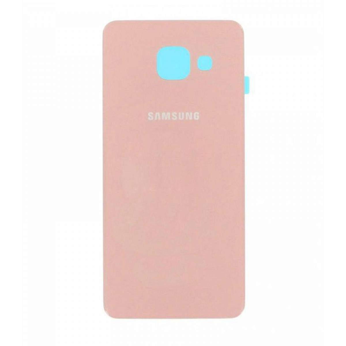 d4c2b67dfd9 Tapa de bateria cristal trasero para Samsung Galaxy A5 2016 510F Rosa
