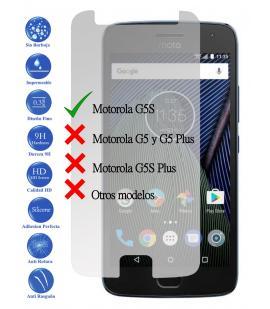 Protector de Pantalla Cristal Templado Vidrio Premium para Motorola Moto G5S 5.2