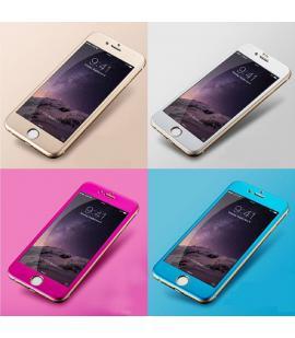 Protector de Cristal Templado Completo 3D 9H para Iphone 7 4.7 Elige Color