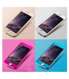 Protector de Cristal Templado Completo 3D 9H para Iphone 7 Plus 5.5 Elije Color