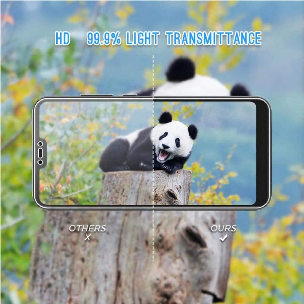 Kit-Protector-de-Pantalla-Cristal-Templado-Vidrio-para-Huawei-P-Smart-2019 miniatura 8