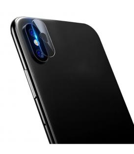 Protector para lente de camara Cristal Templado 9H del Apple Iphone XR MAX