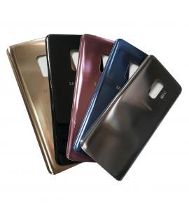 Tapa trasera de bateria cristal trasero para Samsung Galaxy S9 G960F