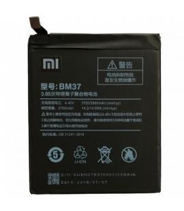Bateria de recambio neutral Modelo BM37 repuesto para Xiaomi Redmi MI 5S Plus