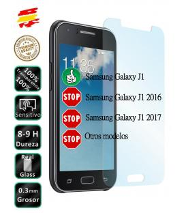 Protector de Pantalla Cristal Templado Samsung Galaxy J1 J3 J5 J6 J7 2016 2017