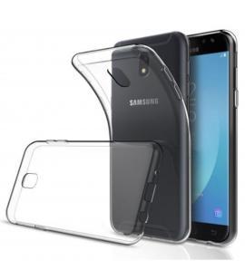 Funda de gel TPU silicona para movil Galaxy J1 J3 J5 J6 J7 Plus 2016 2017 2018