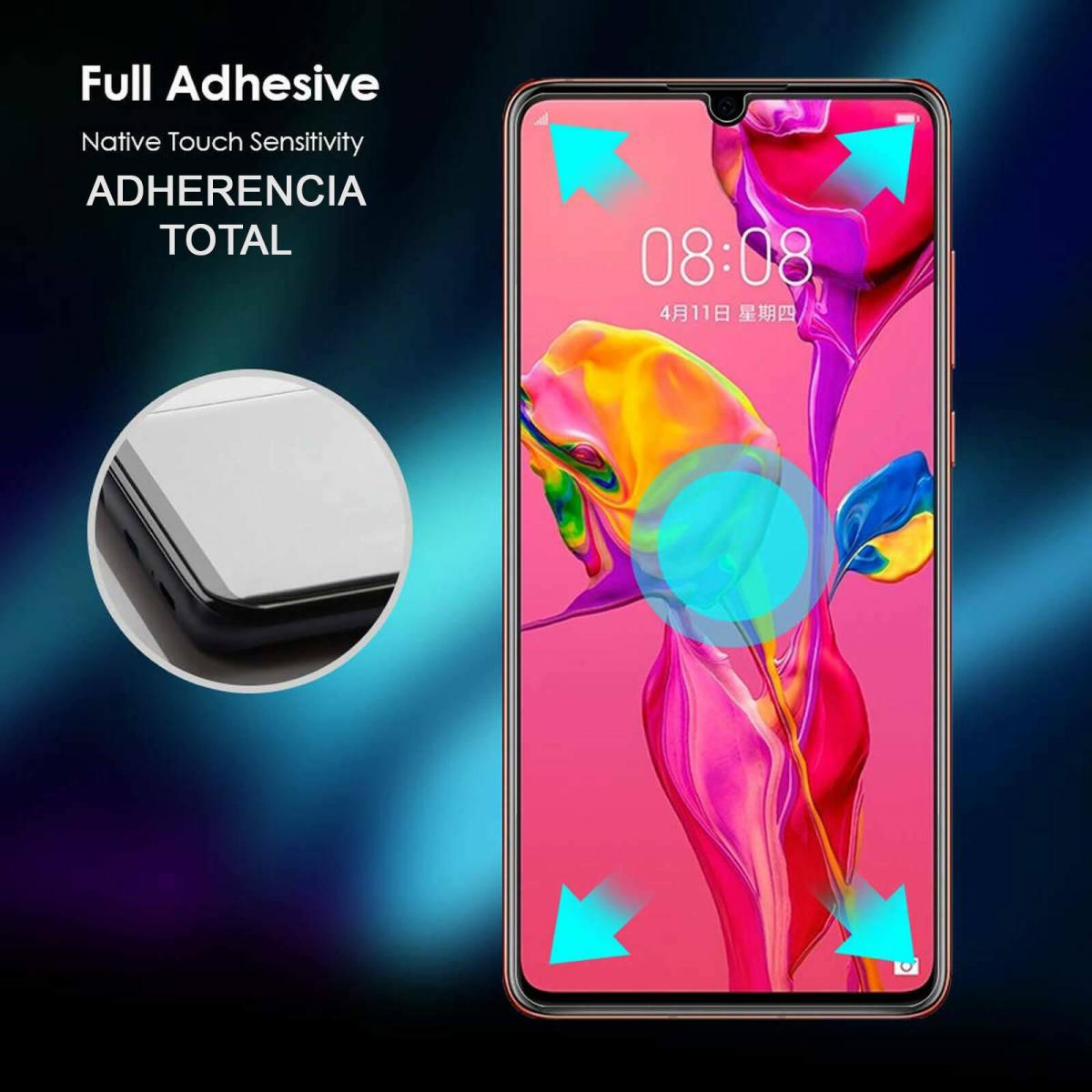 Protector de Pantalla Cristal Templado Vidrio 9H Premium para Apple Iphone 11 6