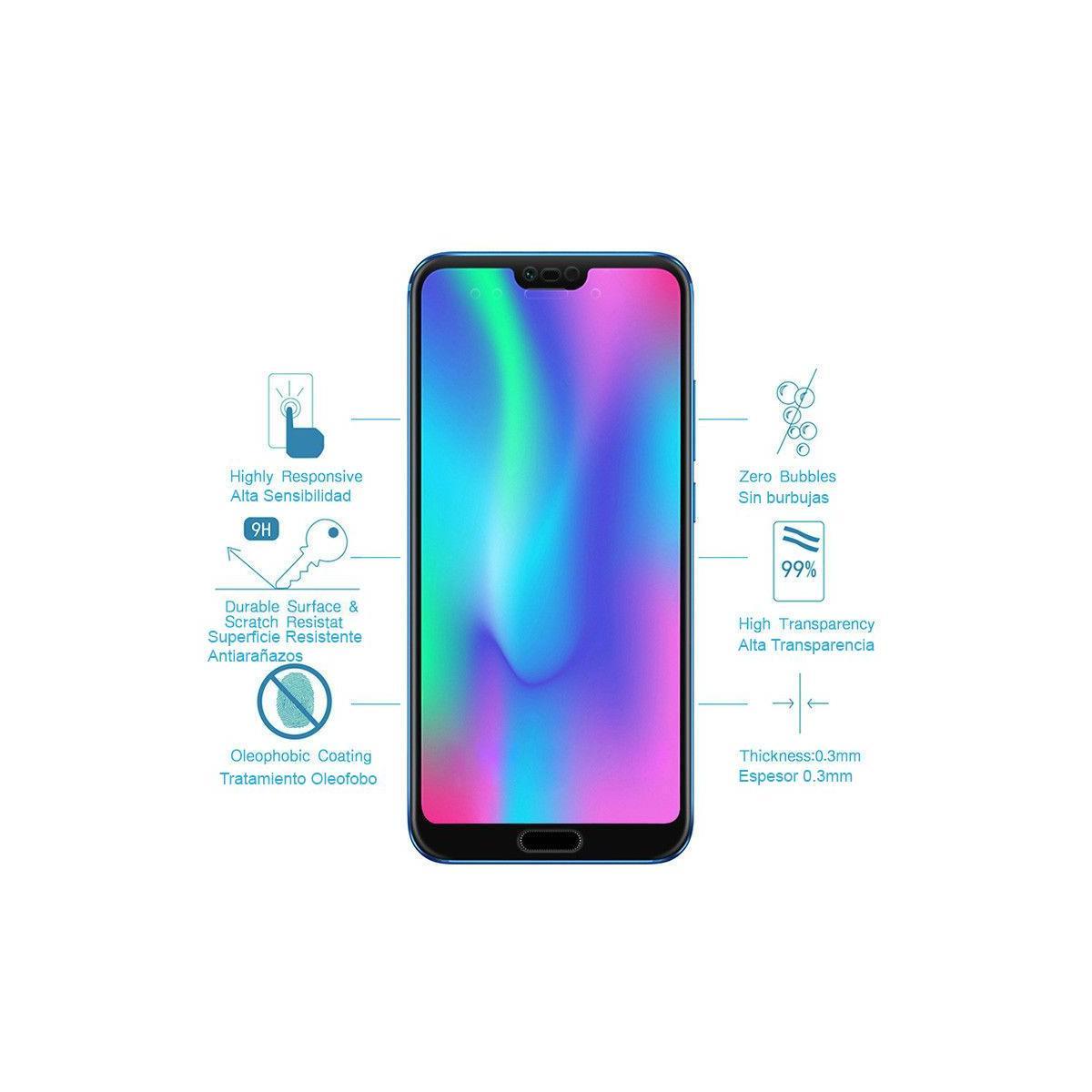Protector de Pantalla Cristal Templado Vidrio 9H Premium para Apple Iphone 11 12