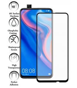 Protector de Cristal Templado Completo 3D 9H para Huawei P Smart Z Elige Color